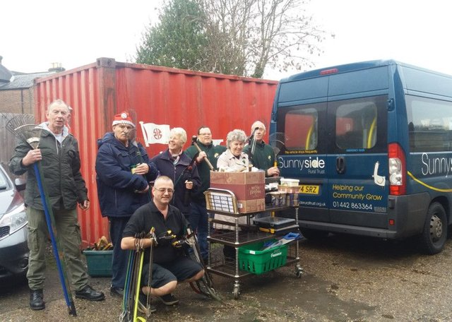 Tools given a new lease of life | Hemel Today