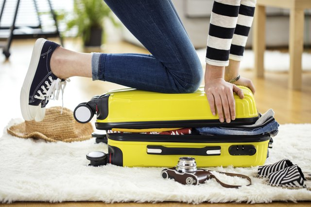 Wheeled suitcases: get travel-ready with an easy to transport travel bag, as reviewed by our expert
