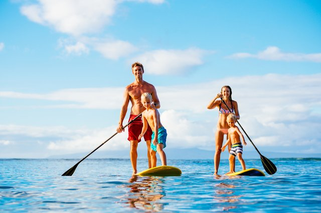 The best paddleboards 2021, from inflatable to hard boards, yoga SUPs