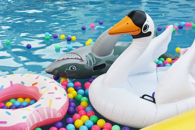 We've found the most fun pool inflatables for summer 2021