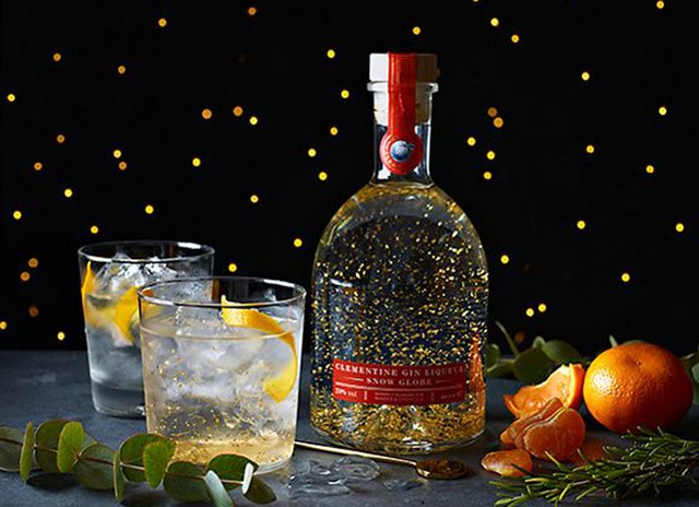 <p>Marks & Spencer has bought back it's sell-out Snow Globe gin for 2021</p>