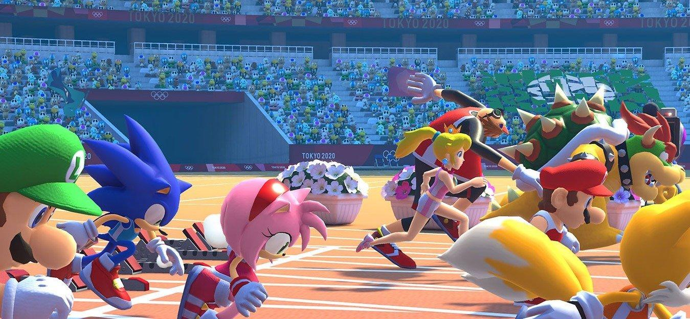 Console Corner: Mario and Sonic at the Olympic Games Tokyo 2020 review - Hemel Today