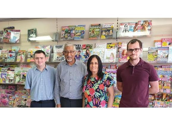 Jack, Ash, Kani and James