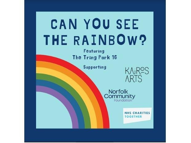 Can You See The Rainbow? is out now