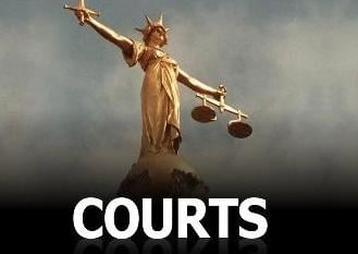 Courts stock image