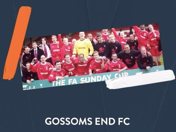 Gossoms End FC in Berkhamsted has won a changing room makeover