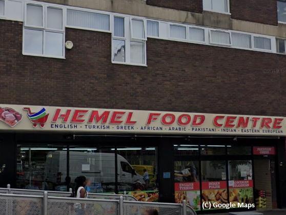 Hemel Food Centre (C) Google Maps