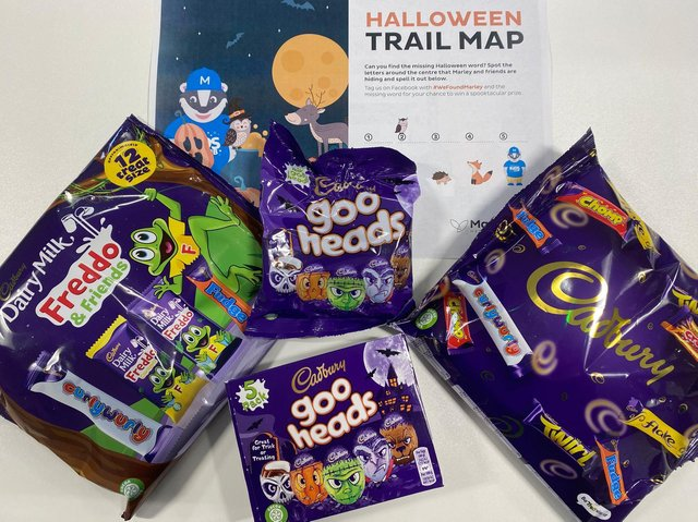 'Fangtastic' trail this Halloween at The Marlowes