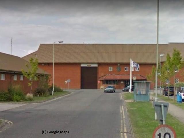 The Mount prison (C) Google Maps