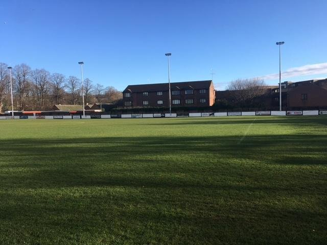 Berkhamsted Comrades FC want to stay at Broadwater