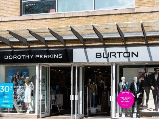 Boohoo has bought Dorothy Perkins, Wallis and Burton (Photo: Shutterstock)