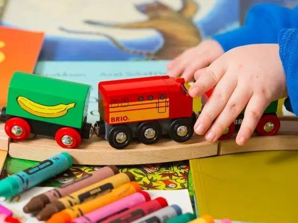 Hertfordshire toddlers are ahead on key life skills