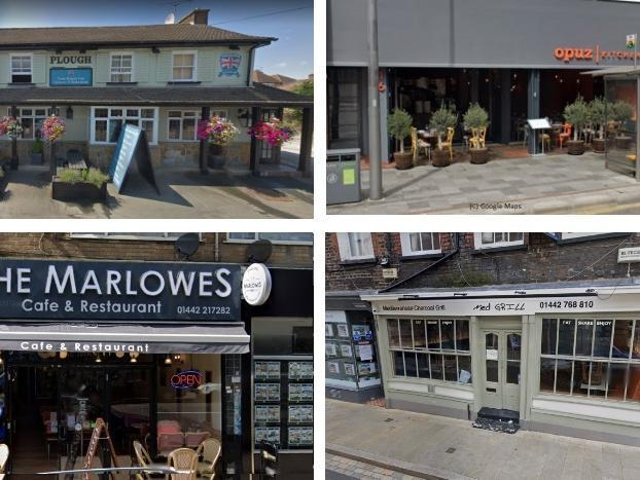 The Gazette readers have nominated their favourite restaurants, pubs and cafes across Dacorum