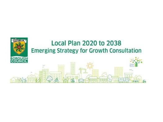 Local Plan 2020 - 2038. Emerging Strategy for Growth Consultation