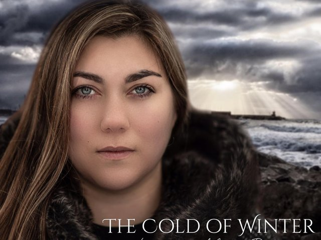 The artwork for 'The Cold Of Winter'