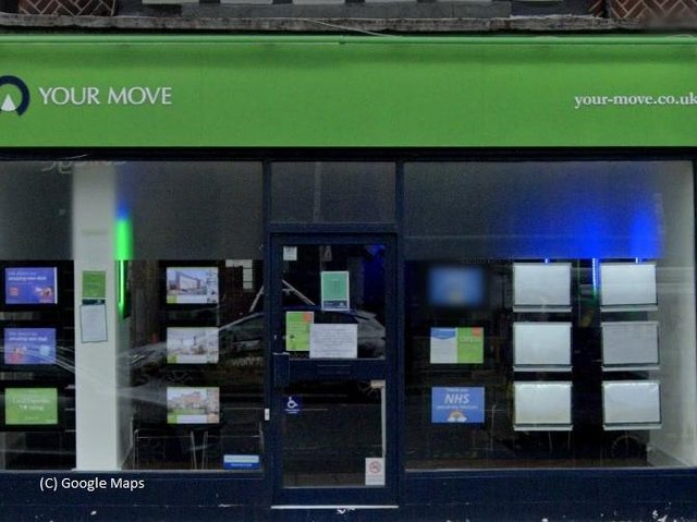 Dacorum football teams could win a free kit with Your Move Estate Agents (C) Google Maps