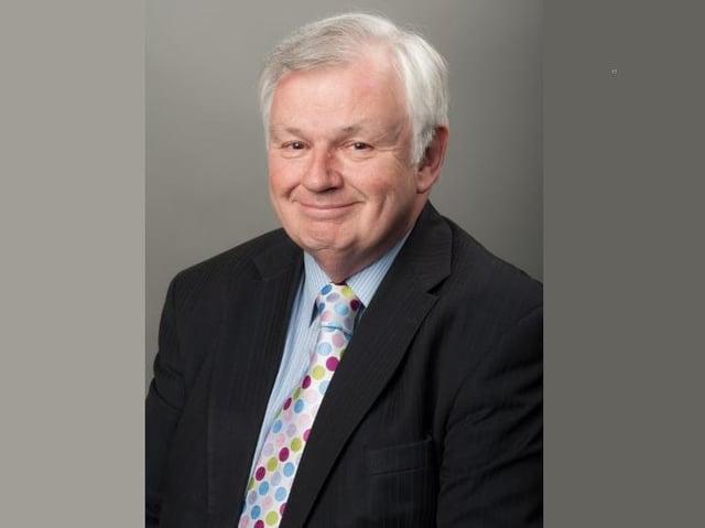 Councillor Terry Douris