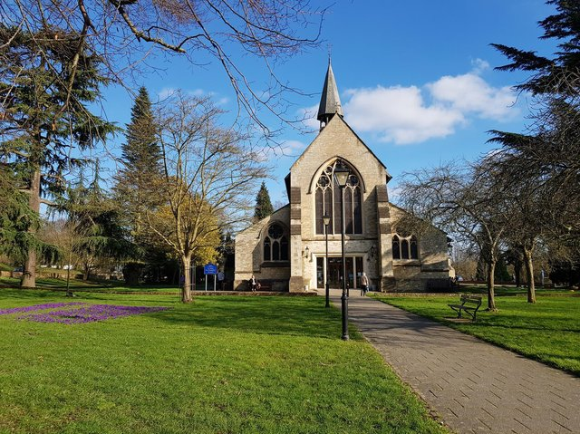 St John's Church, Boxmoor