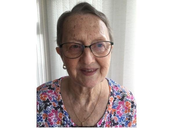 Sheila wants to raise awareness of essential tremor