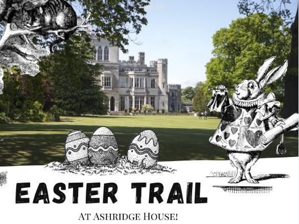 Easter Trail at Ashridge House