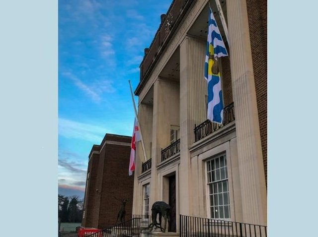 Hertfordshire County Council supports National Day of Reflection