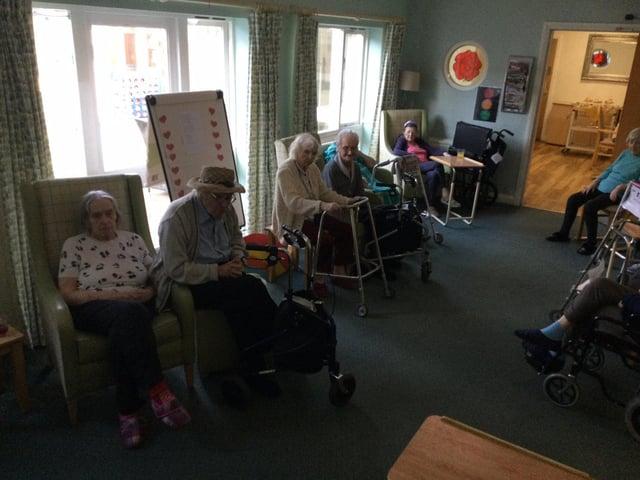 Hemel Hempstead care home marks National Day of Reflection