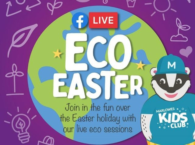 The Marlowes offers eco-friendly fun this Easter