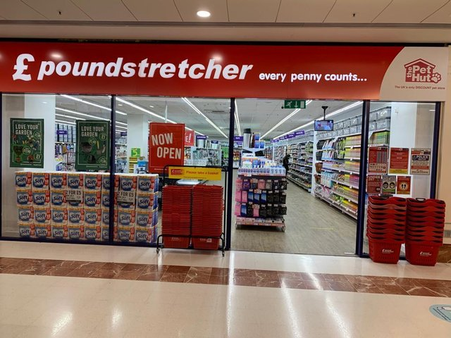 A new Poundstretcher store has opened in The Marlowes in Hemel Hempstead.