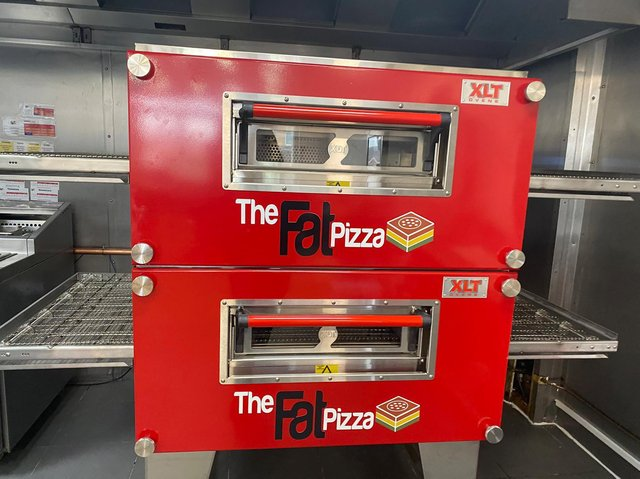 The Fat Pizza has opened a store in Hemel Hempstead