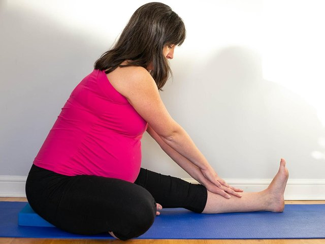Cristina Freniche, owner of My Yoga Corner, is looking forward to her classes returning next week