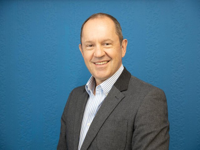 Simon Ellson, Senior Partner and Head Business Coach at ActionCOACH West Herts