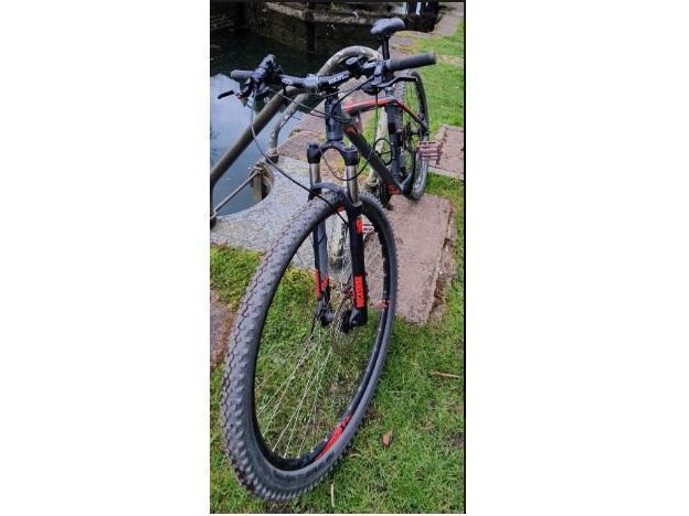 Yvonne's bike