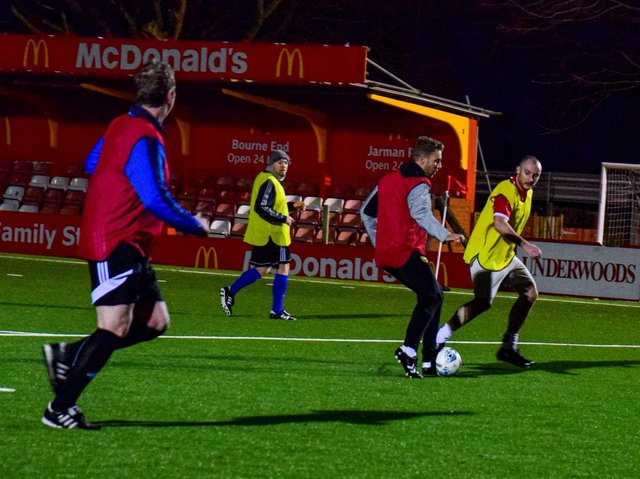 'Community Kickabout' returns to Hemel Hempstead