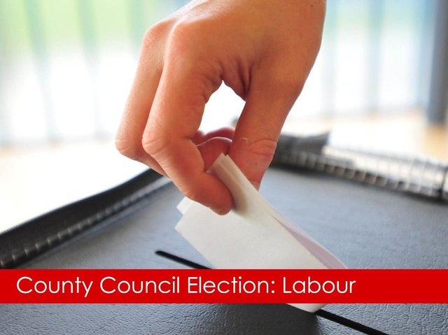 Elections take place on May 6