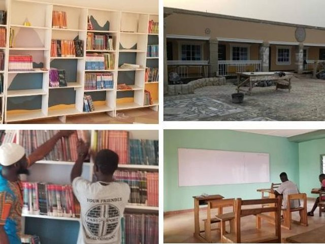 Longdean School has been linked with Fast Track College (Senior High School) and Bedomase Methodist Junior High School in Ghana for 13 years