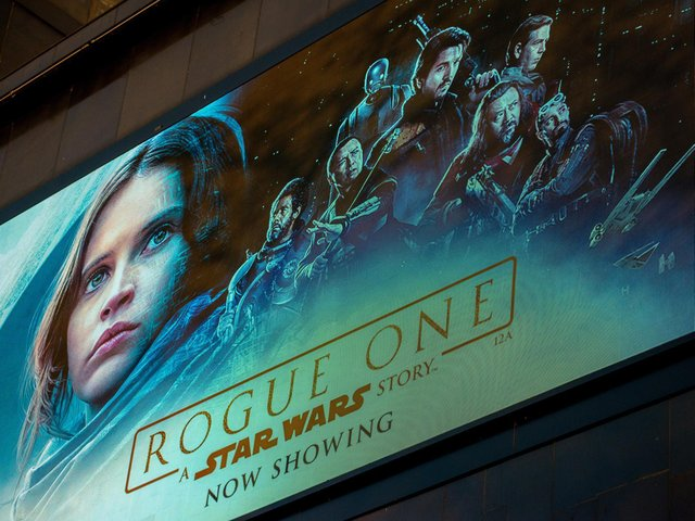 Bovingdon Airfield can be seen in the 2016 Rogue One: A Star Wars Story film