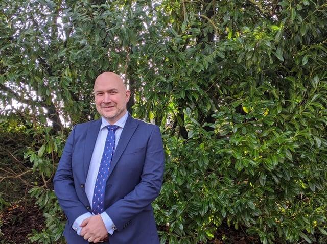 Mr Gavin Taylor – Lockers Park's New Headmaster