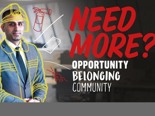 Do you want to become an On-call Firefighter?