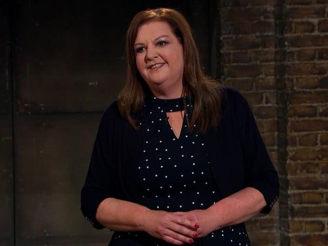 Eileen Hutchinson on Dragons' Den