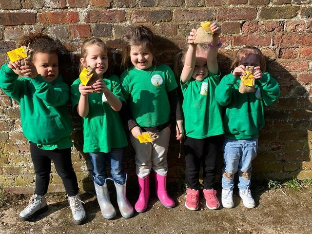 Woodlands is an eco-friendly and environmentally conscious pre-school