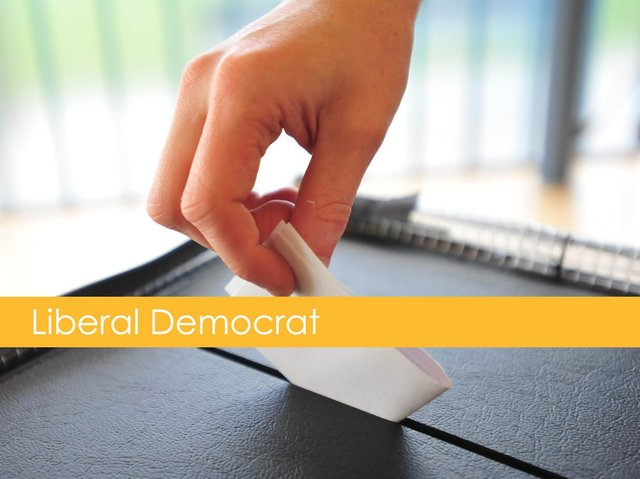 In Tring Liberal Democrats candidate Sally Elizabeth Symington has won the seat