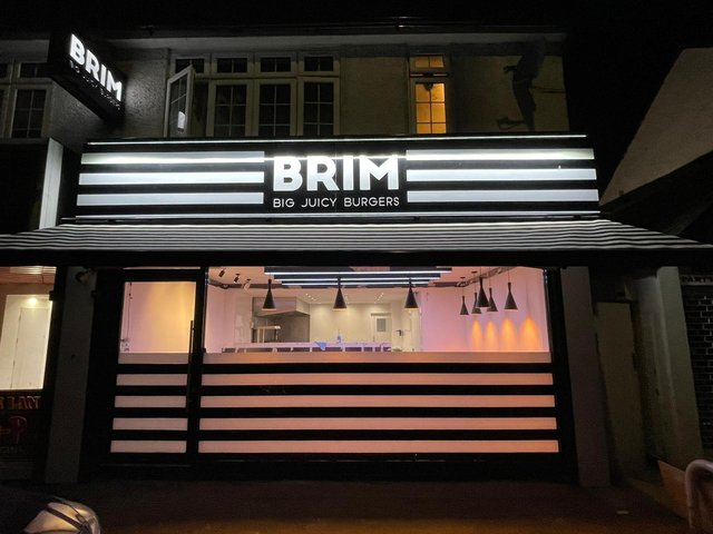 Brim opens on May 17