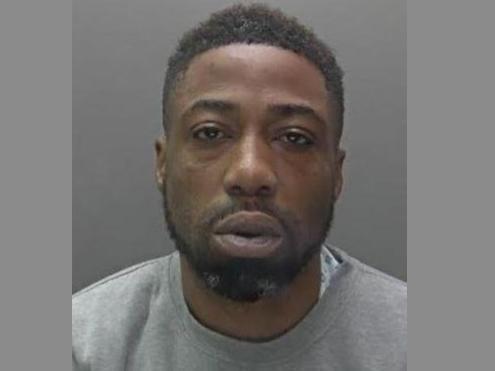 Darren Hector was jailed in August 2020