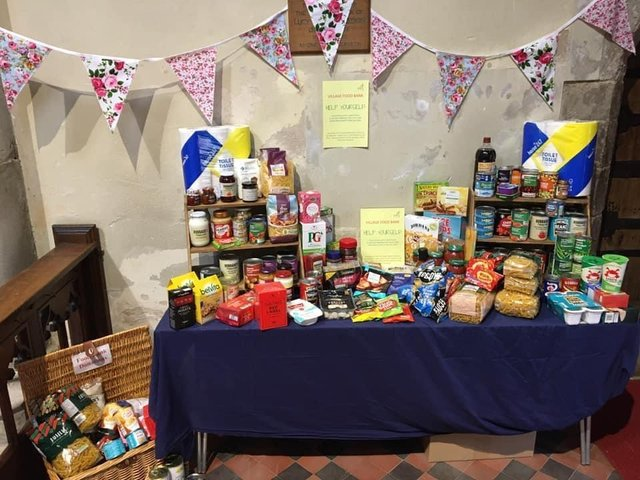 The Community Foodbank serves Kings Langley, Apsley and Bennetts End
