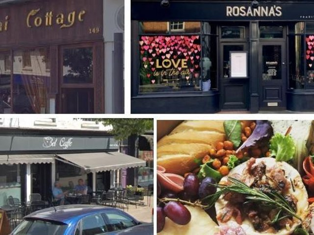 These businesses were given a five star rating this year