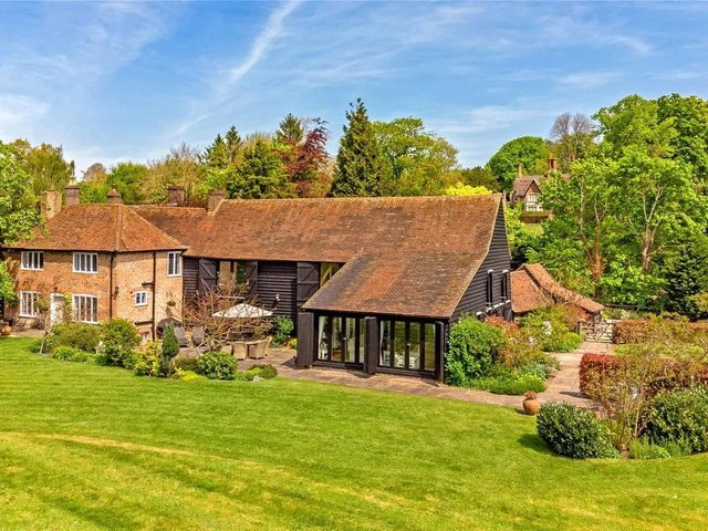 This stunning country house is on the market for £2,850,000