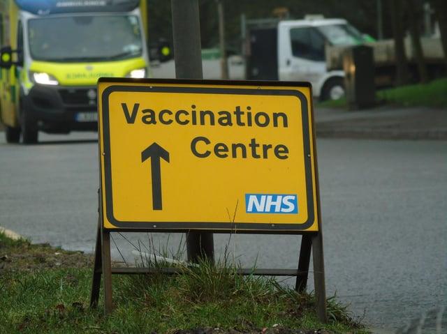Vaccination centre