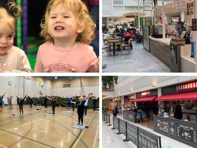 Businesses across Dacorum reopened their doors to customers on May 17, as lockdown restrictions continued to ease across the country