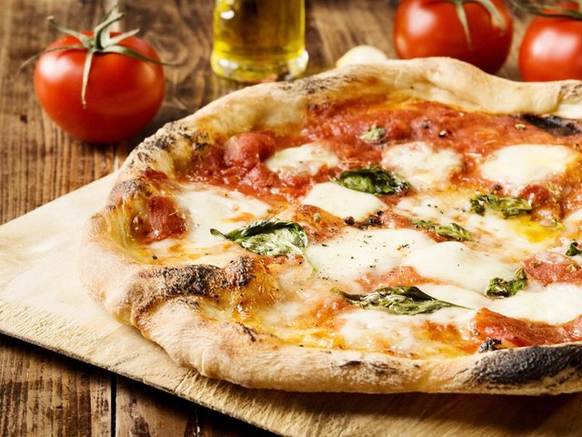 Pizza will be on offer at the event