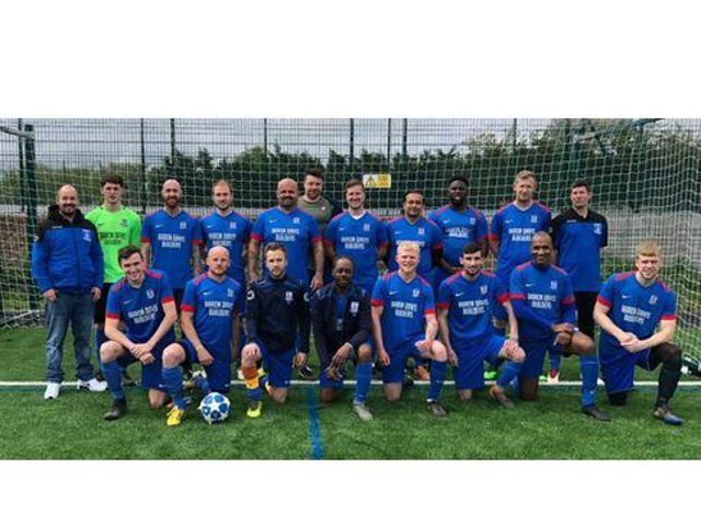 West Herts Division 1 Champions, Croxley Community Reserves